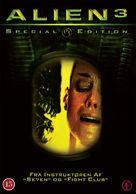 Alien 3 - Danish Movie Cover (xs thumbnail)