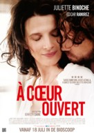 À coeur ouvert - Dutch Movie Poster (xs thumbnail)