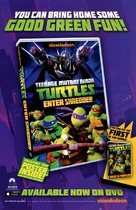 """Teenage Mutant Ninja Turtles"" - Video release movie poster (xs thumbnail)"