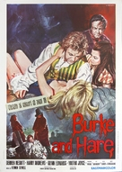 Burke & Hare - Italian Movie Poster (xs thumbnail)