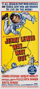 Way... Way Out - Australian Movie Poster (xs thumbnail)