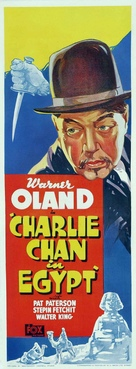 Charlie Chan in Egypt - Australian Movie Poster (xs thumbnail)