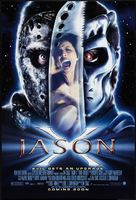 Jason X - Advance poster (xs thumbnail)