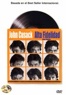 High Fidelity - Argentinian Movie Cover (xs thumbnail)