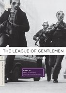 The League of Gentlemen - DVD cover (xs thumbnail)
