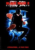 Black Mask 2: City of Masks - French Movie Poster (xs thumbnail)