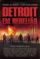 Detroit - Brazilian Movie Poster (xs thumbnail)
