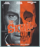 The Skull - British Movie Cover (xs thumbnail)