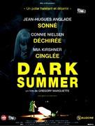 Dark Summer - French Movie Poster (xs thumbnail)