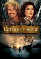Cutthroat Island - Movie Cover (xs thumbnail)