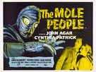 The Mole People - British Theatrical movie poster (xs thumbnail)