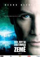 The Day the Earth Stood Still - Czech Movie Poster (xs thumbnail)
