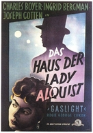 Gaslight - German Movie Poster (xs thumbnail)