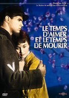 A Time to Love and a Time to Die - French DVD cover (xs thumbnail)