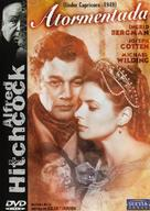 Under Capricorn - Spanish DVD cover (xs thumbnail)