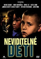All the Invisible Children - Slovak DVD movie cover (xs thumbnail)