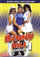 """""""The Benny Hill Show"""" - DVD movie cover (xs thumbnail)"""