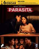 Parasite - Brazilian Movie Cover (xs thumbnail)