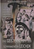 El buque maldito - German DVD movie cover (xs thumbnail)