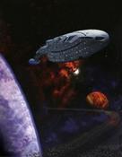 """""""Star Trek: Voyager"""" - Key art (xs thumbnail)"""