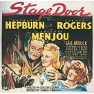 Stage Door - Theatrical poster (xs thumbnail)