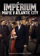 """Boardwalk Empire"" - Czech DVD movie cover (xs thumbnail)"