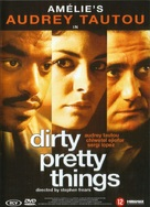 Dirty Pretty Things - Dutch DVD movie cover (xs thumbnail)