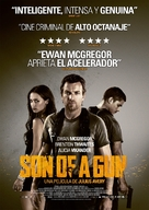 Son of a Gun - Spanish Movie Poster (xs thumbnail)