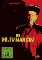 The Face of Fu Manchu - German Movie Cover (xs thumbnail)