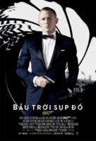 Skyfall - Vietnamese Movie Poster (xs thumbnail)