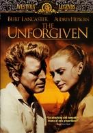 The Unforgiven - DVD cover (xs thumbnail)