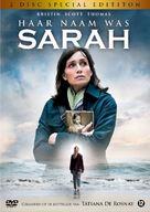 Elle s'appelait Sarah - Dutch DVD cover (xs thumbnail)