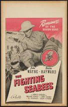 The Fighting Seabees - Movie Poster (xs thumbnail)