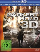 The Darkest Hour - German Movie Cover (xs thumbnail)