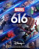 """""""Marvel's 616"""" - French Movie Poster (xs thumbnail)"""