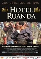Hotel Rwanda - Polish Advance movie poster (xs thumbnail)