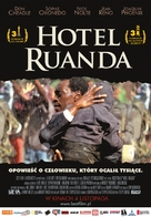 Hotel Rwanda - Polish Advance poster (xs thumbnail)