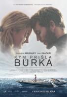 Adrift - Slovak Movie Poster (xs thumbnail)