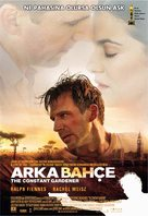 The Constant Gardener - Turkish Movie Poster (xs thumbnail)