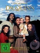 """""""Dr. Quinn, Medicine Woman"""" - German DVD cover (xs thumbnail)"""