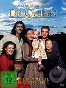 """Dr. Quinn, Medicine Woman"" - German DVD movie cover (xs thumbnail)"