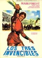 Maciste, l'eroe più grande del mondo - Spanish Movie Poster (xs thumbnail)