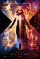 Dark Phoenix - Philippine Movie Poster (xs thumbnail)