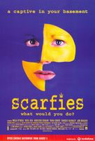 Scarfies - New Zealand Movie Poster (xs thumbnail)