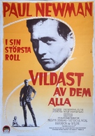Hud - Swedish Movie Poster (xs thumbnail)