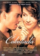 Chocolat - Slovenian Movie Cover (xs thumbnail)
