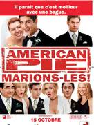 American Wedding - French Movie Poster (xs thumbnail)