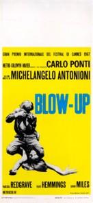 Blowup - Italian Movie Poster (xs thumbnail)
