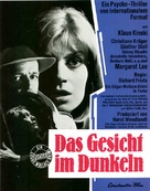 A doppia faccia - German Movie Poster (xs thumbnail)