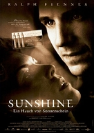 Sunshine - German Movie Poster (xs thumbnail)